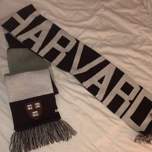 Accessories - HARVARD Double Sided Scarf